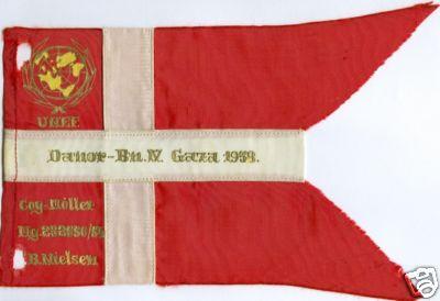 Denmark Army flags