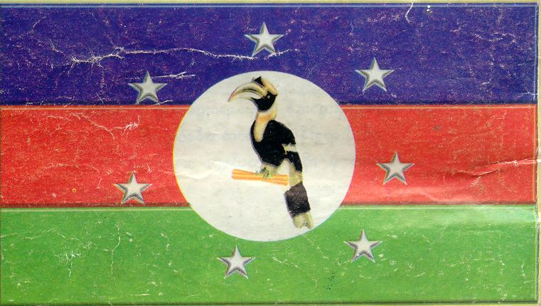Chin state myanmar a variant of this flag sciox Choice Image