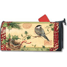 Winter And Christmas Mailwraps 174 And Other Magnetic Mailbox