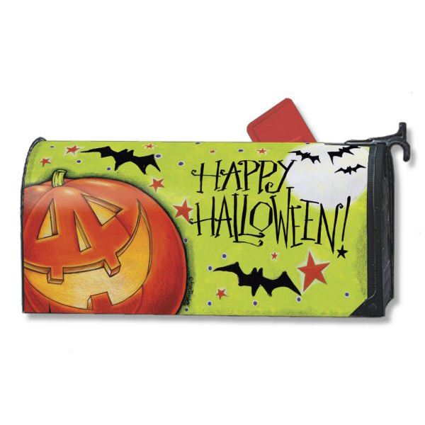 Halloween Glow Magnetic Mail Box Cover