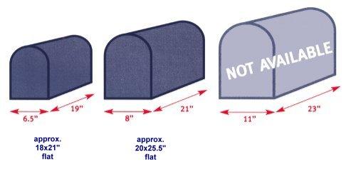 mailbox flag dimensions. Mailbox Cover Sizes Flag Dimensions