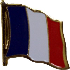 France & French Flag Pins > Lapel Pins CN