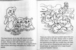 sample page view of coloring book