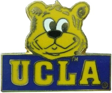 University Of California LA Pin