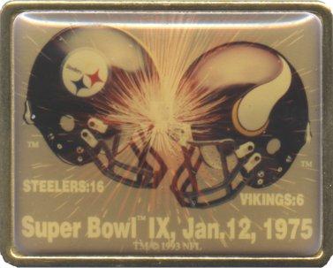 Super Bowl Stamp Pins CRW Flags Store In Glen Burnie