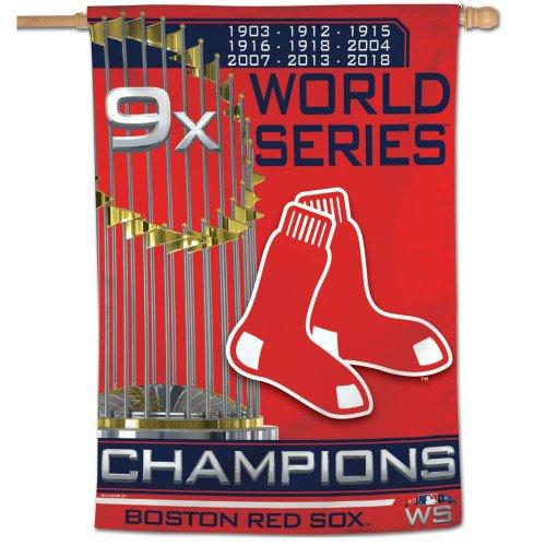 Baseball-other Boston Red Sox 2007 World Champions Bumper Sticker Be Novel In Design