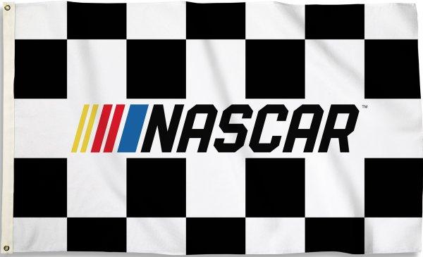 Racing Checkered Flag >> NASCAR Flags - CRW Flags Store in Glen Burnie, Maryland