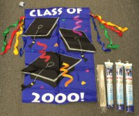Class of 2000 banner bundle