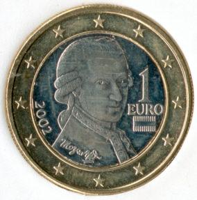 national flag on austrian euro coins austria. Black Bedroom Furniture Sets. Home Design Ideas