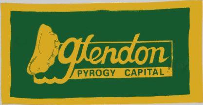 [flag of Glendon]