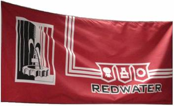 [flag of Redwater]