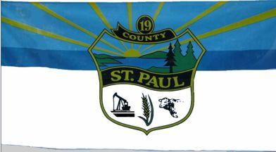 [flag of St. Paul County]