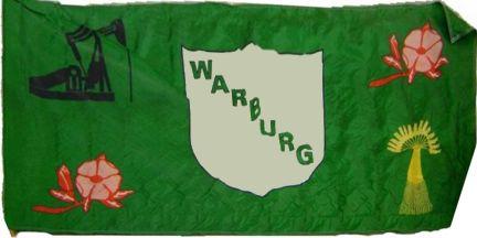 [flag of Warburg]