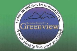 Flag of Greenview (Alberta)