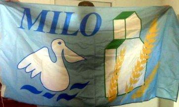 [flag of Milo]
