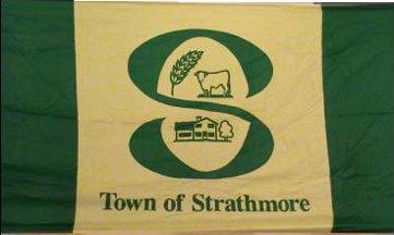 [flag of Strathmore]