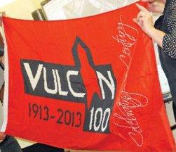 [Centennial flag of Vulcan]