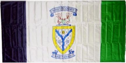 [Whitecourt flag]