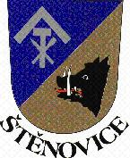 [Stenovice coat of arms]