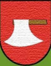 [Vsetaty coat of arms]