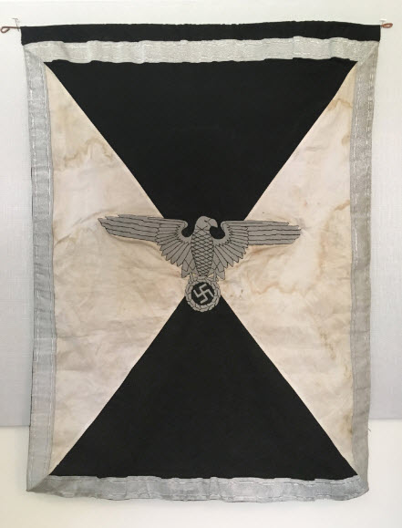 SS Command and other Car Flags (NSDAP, Germany)