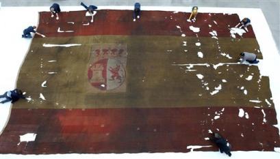 foto de Historical Flags 1701-1785 (Spain)