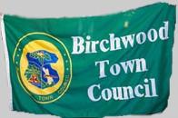 [Birchwood town flag]