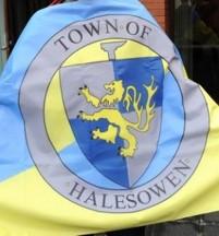 [Flag of Halesowen]