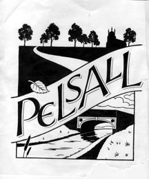 [Flag of Pelsall]