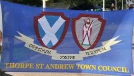 [Flag of Thorpe St. Andrew]