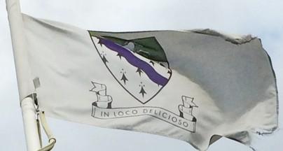 [Flag of Cricklade, Wiltshire, England]