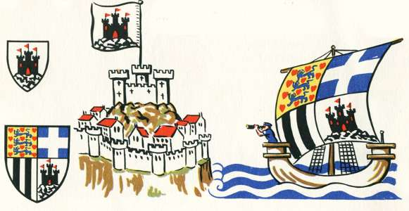 [imagens] Simple Heraldry, Cheerfully Illustrated Gb_philp