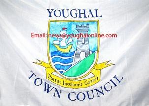 [Youghal, Cork flag]