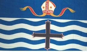 [ Nelson City Flag ]
