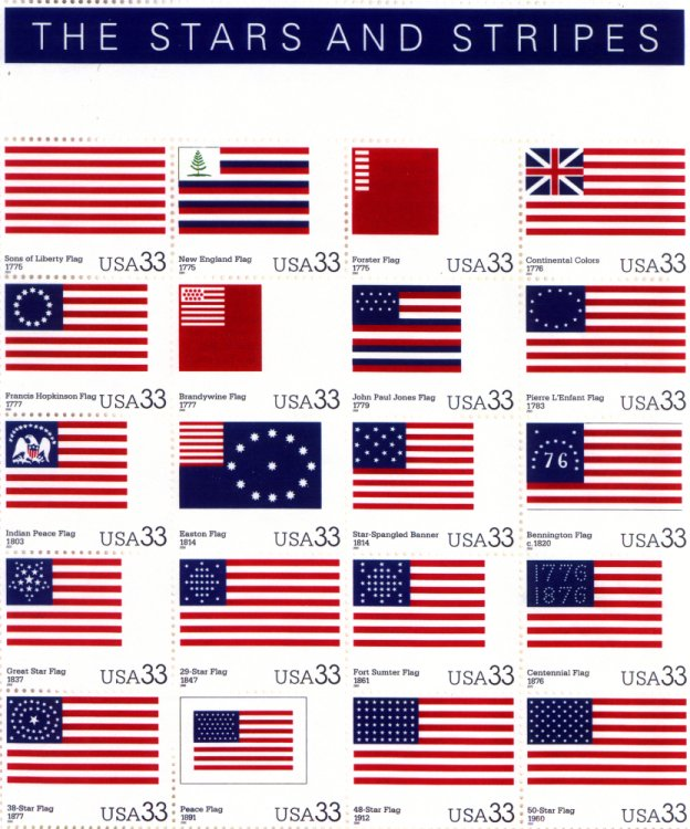 Commemorative Stamps U S