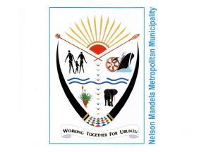 [Nelson Mandela Metropolitan Municipality flag]